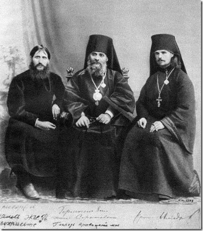 Rasputin-Hermogen-Iliodor