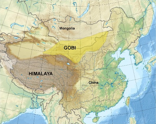 Gobi Desert Shambhala and World War III